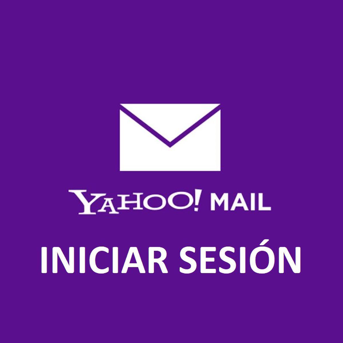 Yahoo! Mail iniciar sesión